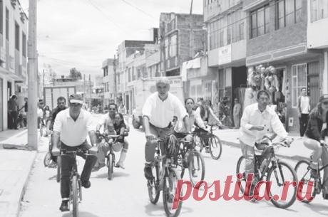 Вместо строительства скоростных эстакад Пеньялоса взял курс на жизнь без автомобилей.