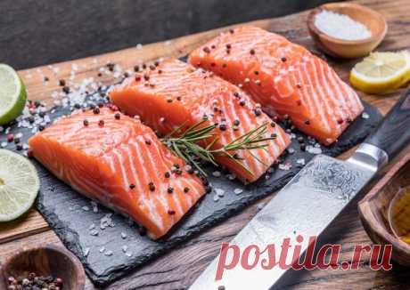 (9) Малосольная красная рыбка - пошаговый рецепт с фото. Автор рецепта Сияре Эмирова . - Cookpad