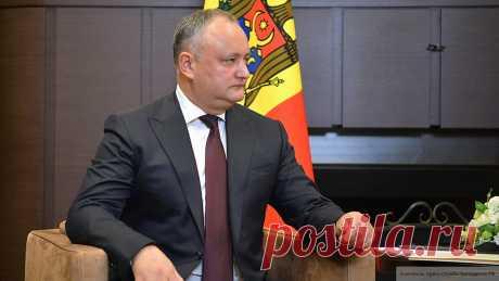27.1.20-Додон заявил, что Санду стоит взять ответственность за ситуацию в Молдавии Кишинев, 27 ноября. Избранный президент Молдавии Майя Санду в должности главы страны должна взять ответственность за ситуацию в республике и не отправлять правительство в отставку.
