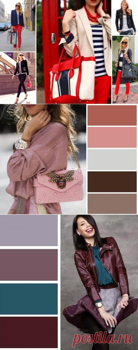 10 идеальных сочетаний цветов, беспроигрышные варианты