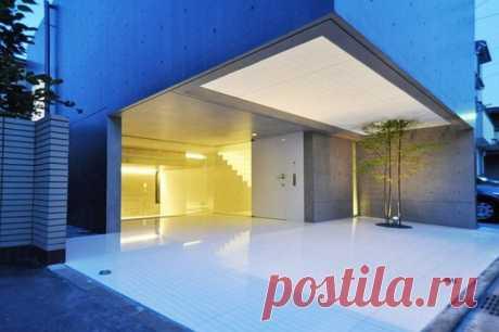 Дом в Японии от Fuse-Atelier (Интернет-журнал ETODAY)