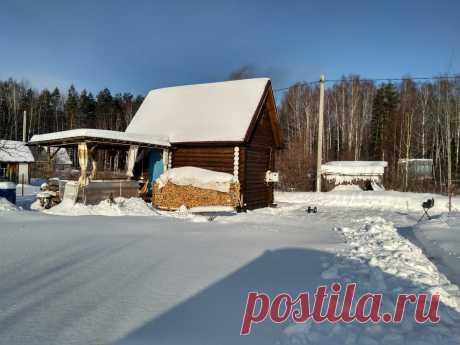 Приехать и не замерзнуть: прогреваю дачный дом за 20 минут, хоть и бываю там не часто | Даня на даче: строю и показываю! | Яндекс Дзен