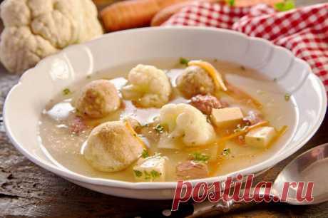 Куриный суп с клецками: самые вкусные рецепты