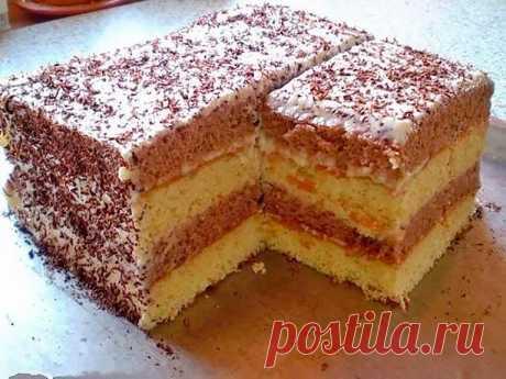 Самый вкусный СМЕТАННИК Этот вкусный торт родом из детства. Очень нежный и сливочный вкус покорить любого сладкоежку.
