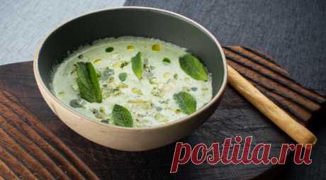 Суперсалат, вау закуска и холодный суп для расслабленных летних выходных