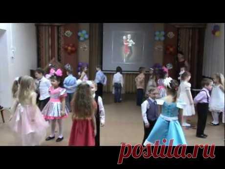 """Танец """"Улыбнись"""" Евтодьевой Аллы"""