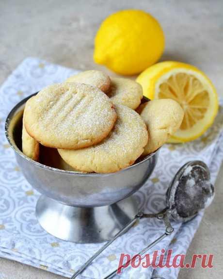 Лимонное печенье ⠀⠀
