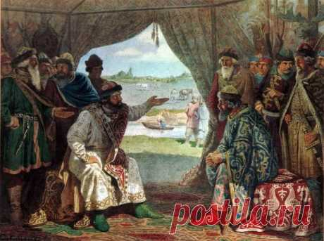 Князь тьмы - Святополк окаянный   Русь потаенная   Яндекс Дзен