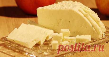 Домашний сыр своими руками — простой рецепт. Очень вкусно! — I Love Hobby — Лучшие мастер-классы со всего мира!