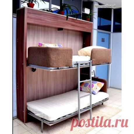Купить механизм шкаф кровать двухъярусная Рф101 по привлекательной цене