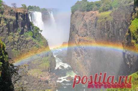 Отдых в Замбии - 13 лучших мест для посещения