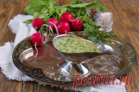 Вкуснейший соус для салатов, картофеля и макарон