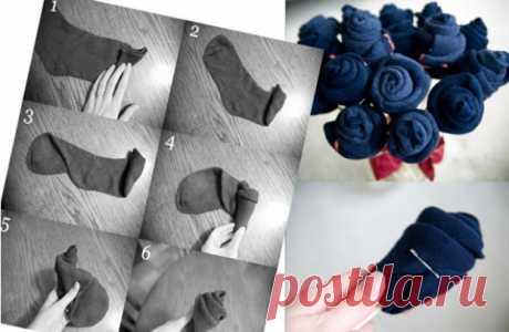 Что из носков можно сделать своими руками — DIYIdeas