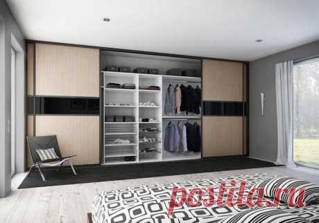 Шкаф-купе в спальню: изготовление и наполнение