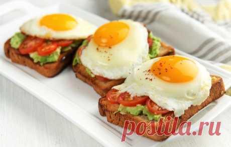 Десять вариантов вкусного и быстрого завтрака - кулинарный пошаговый рецепт с фото • INMYROOM FOOD
