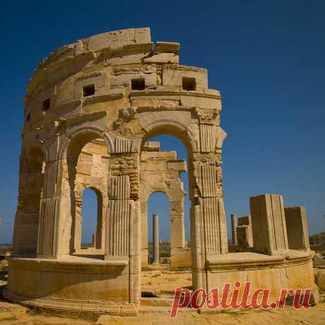 Leptis Magna - Libya | Leptis Magna, also called Lpqy, Neapo… | Flickr