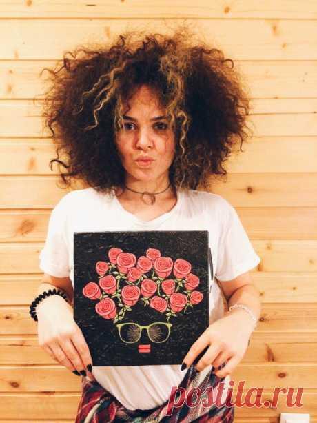 Очень красивая девушка, соул певица Анастасия Дёмшина (https://vk.com/anastasiyademshina) + практически портрет.  #blackheadwoman #анастасиядёмшина