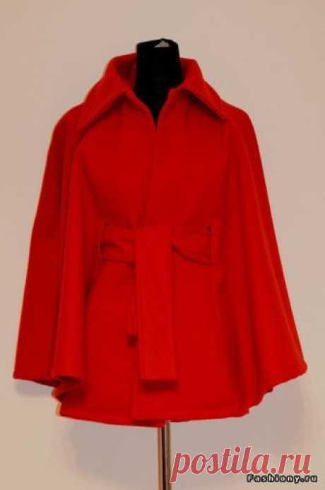 МК по созданию пальто.