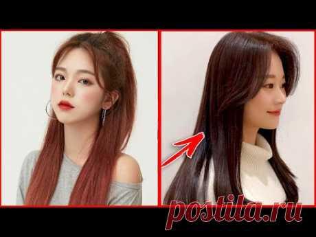 Волосы как у кореянок! Влюбилась в корейскую систему ухода за волосами, теперь делаю только так.