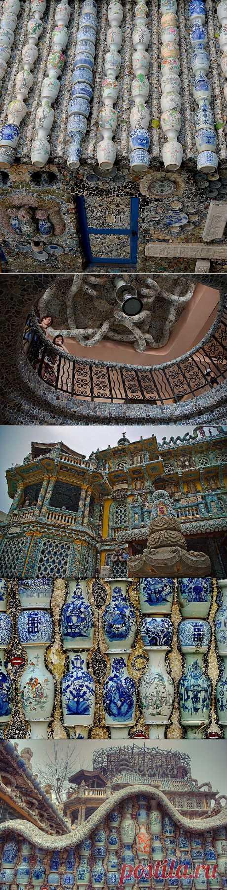 Фарфоровый дворец в Китае | Непутевые заметки