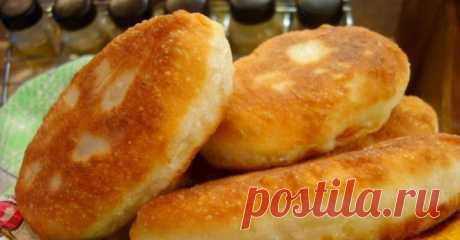 Воздушные пирожки с картофелем и секретной добавкой. Рецепт моей бабушки! | Готовим вкусно!