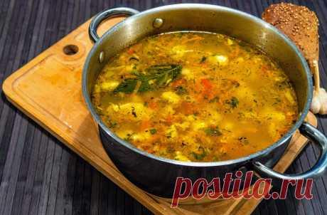 Сытный, ароматный и очень вкусный! Полезный и любимый всеми детьми – суп с клецками! | Найди Свой Рецепт | Яндекс Дзен