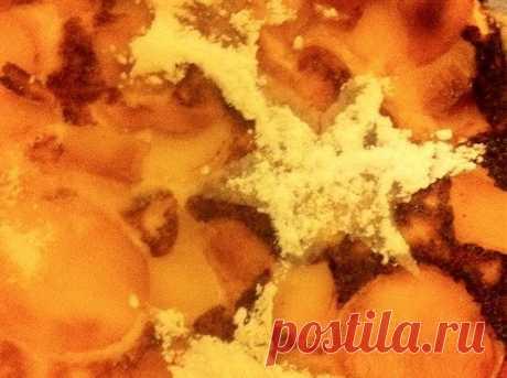 Творожная запеканка с яблоками и изюмом рецепт – европейская кухня, детское меню: завтраки. «Еда»