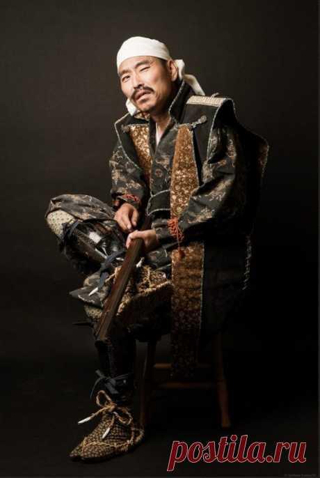 30 фотографий потомков самураев от фотографа Ryotaro Horiuchi - Photar.ru