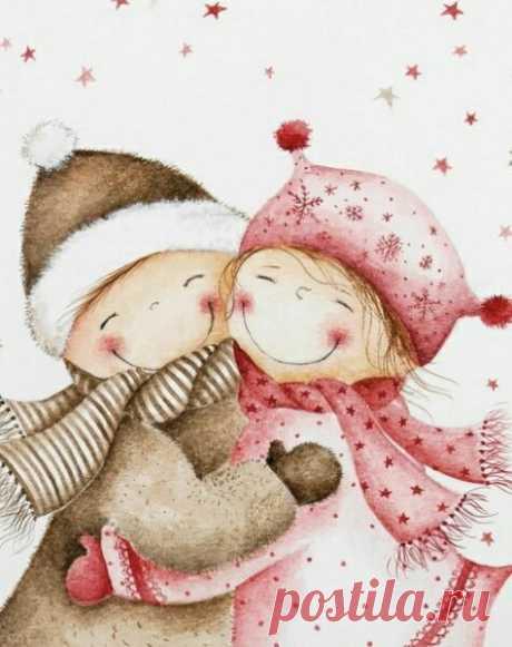 Почаще радуйтесь, влюбляйтесь, дарите улыбки, улыбайтесь, шутите, общайтесь, удивляйтесь, мечтайте, загадывайте, пытайтесь, дружите, любите и будьте любимыми, а главное будьте всегда СЧАСТЛИВЫМИ!