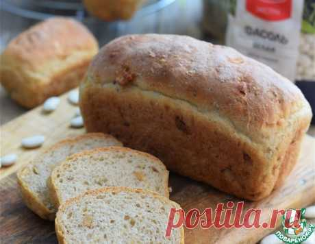 Хлеб фасолевый с луком и орехами – кулинарный рецепт