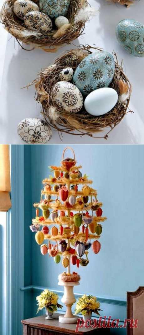 200 идей пасхального декора.