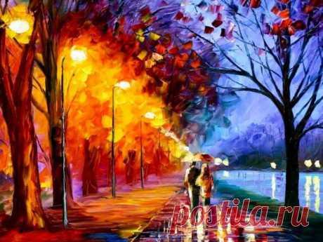 Осень - то время года, когда люди должны согревать друг друга... Своими словами, своими чувствами, своими губами... и тогда никакие холода не страшны!