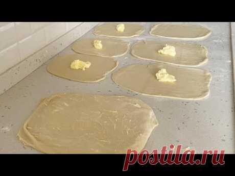 Это тесто - легендарное, что бы вы ни делали, УДИВИТЕЛЬНЫЕ вкусные рецепты печенья KAT Kat