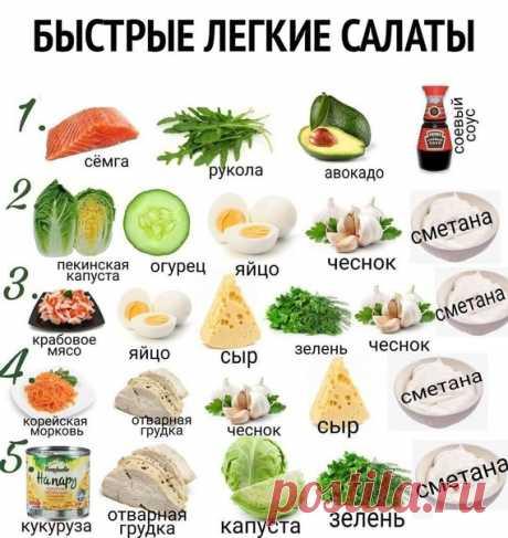 Коротко про эти рецепты: быстро, вкусно и без вреда для фигуры