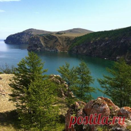 Природа России: Байкал в проекте «Место на карте»