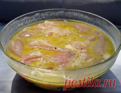 According to this recipe it is possible to make any meat in 5 minutes! It will be tasty, juicy! All secret in filling...