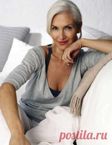 Правила макияжа для зрелых женщин - Сайт для женщин