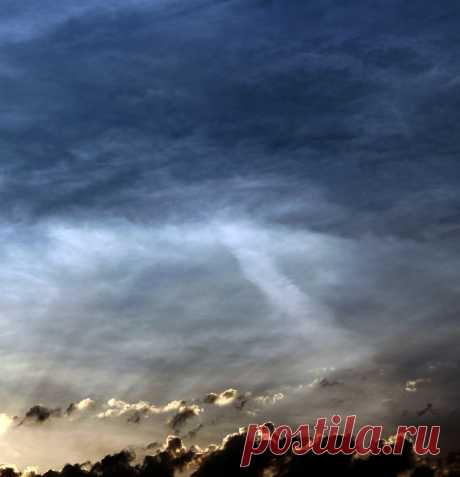 Лестница в небеса.