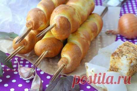 Охотничий хлеб - перед искушением попробовать кусочек чудесного хлеба не сможет устоять никто!