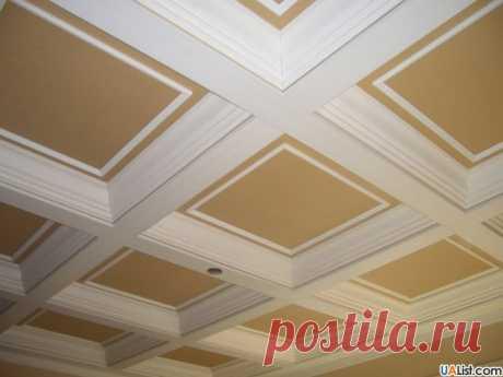 кессонные потолки - Поиск в Google