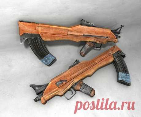 Оружие, опередившее эпоху: автомат Коробова (ТКБ-022)   Lockwork. Об оружии   Яндекс Дзен
