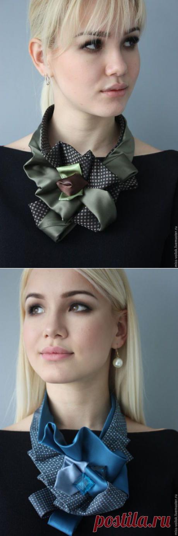 Adornamientos de las corbatas