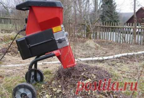 Выбираем садовый измельчитель: самые популярные модели | Техника для дачи (Огород.ru)