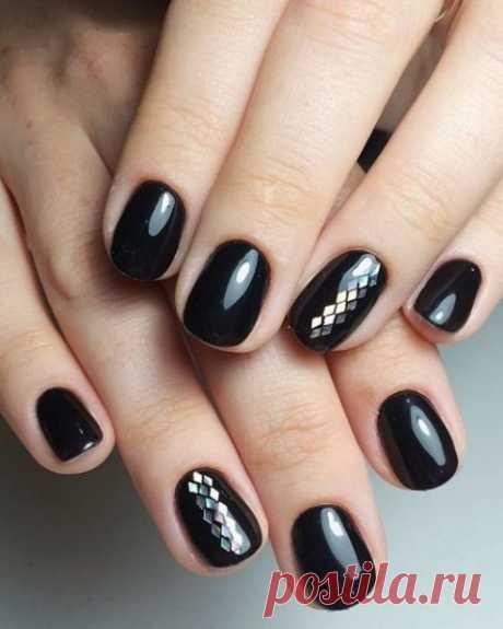 🧛♀️Маникюр на Хэллоуин: 114 фото идей дизайна ногтей на День всех святых