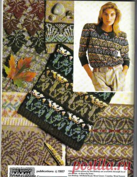 Жаккардовые узоры - запись пользователя Марина в сообществе Вязание спицами в категории Вязание для женщин спицами. Схемы вязания спицами Для тех, кто ищет жаккардовые узоры делюсь своей коллекцией. Буду рада если Вам пригодятся.