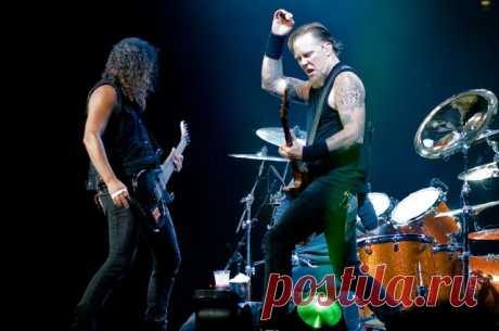 Metallica исполнила песню Виктора Цоя «Группа крови» на концерте в Лужниках Группа из США выступила в Москве с концертом в рамках турне WorldWired