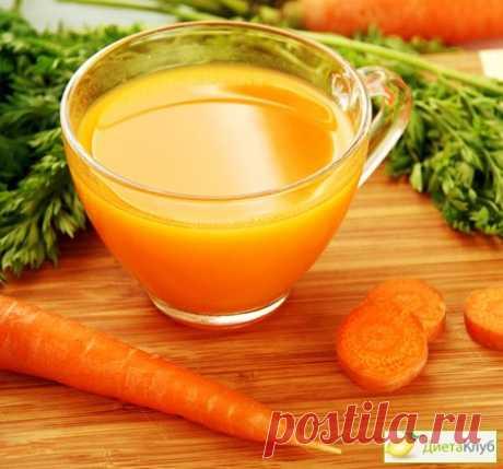 Овощные соки. Самые полезные овощные соки