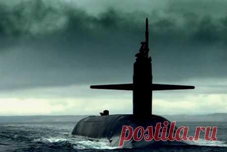 Самая большая подводная лодка Пентагона . Чёрт побери
