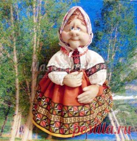 We do a doll for an hour. Master class \/ Masterklassa Blogi