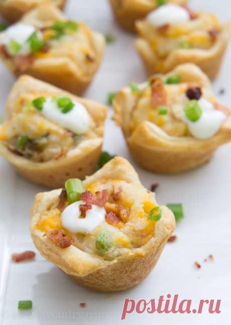 9 looney tasty snack from puff pastry | NashaKuhnia.Ru